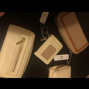 Wallet set From charming Charlie's